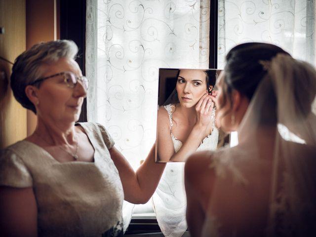 Il matrimonio di Andrea e Valentina a Rovato, Brescia 7