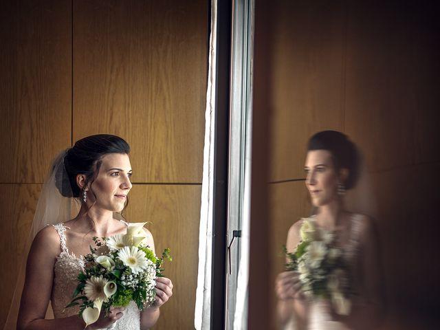 Il matrimonio di Andrea e Valentina a Rovato, Brescia 8