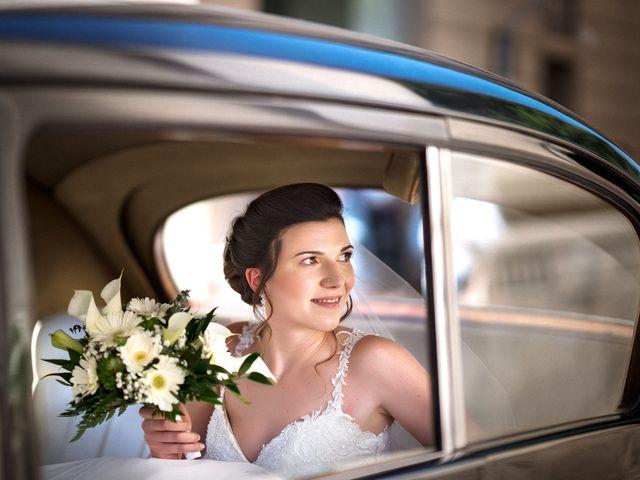 Il matrimonio di Andrea e Valentina a Rovato, Brescia 10