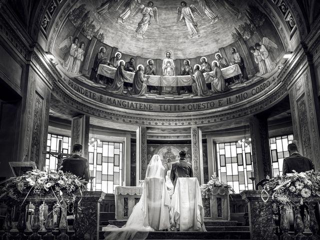 Il matrimonio di Andrea e Valentina a Rovato, Brescia 13