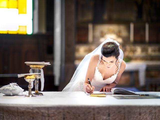 Il matrimonio di Andrea e Valentina a Rovato, Brescia 18