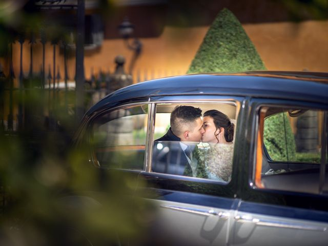 Il matrimonio di Andrea e Valentina a Rovato, Brescia 22