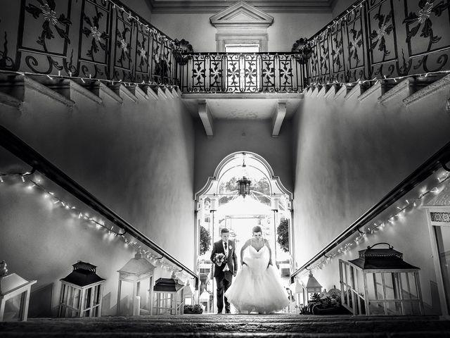 Il matrimonio di Andrea e Valentina a Rovato, Brescia 25