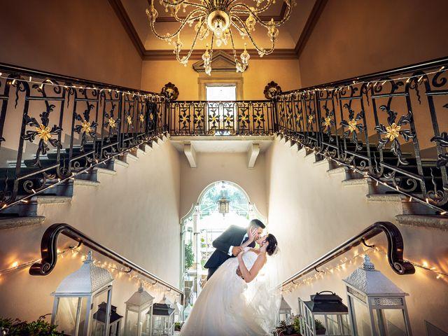 Il matrimonio di Andrea e Valentina a Rovato, Brescia 27