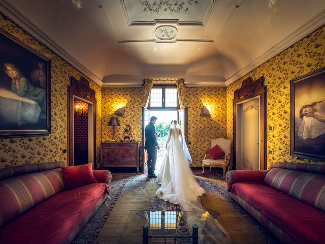 Il matrimonio di Andrea e Valentina a Rovato, Brescia 30