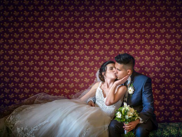 Il matrimonio di Andrea e Valentina a Rovato, Brescia 34