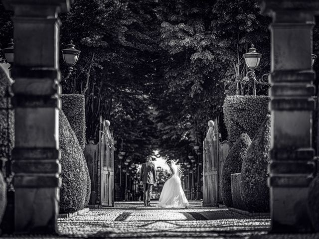 Il matrimonio di Andrea e Valentina a Rovato, Brescia 37