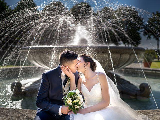Il matrimonio di Andrea e Valentina a Rovato, Brescia 40