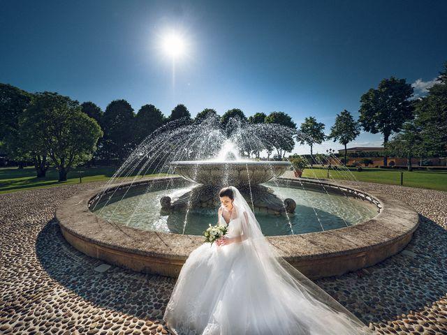 Il matrimonio di Andrea e Valentina a Rovato, Brescia 41