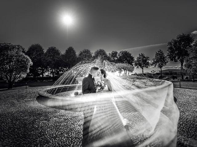 Il matrimonio di Andrea e Valentina a Rovato, Brescia 42