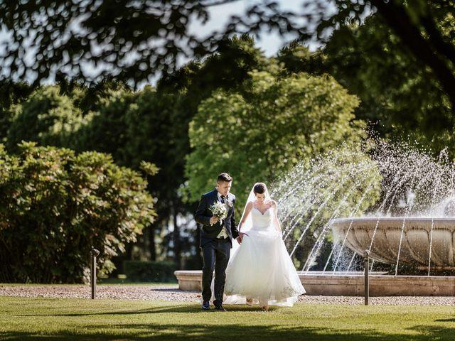 Il matrimonio di Andrea e Valentina a Rovato, Brescia 43