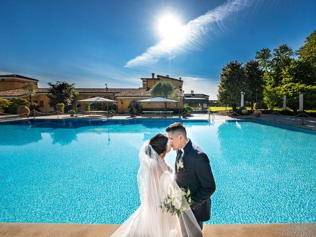Il matrimonio di Andrea e Valentina a Rovato, Brescia 44