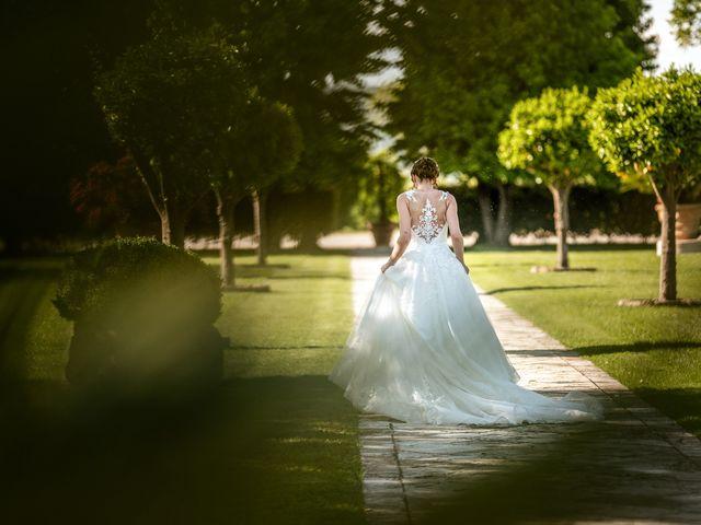 Il matrimonio di Andrea e Valentina a Rovato, Brescia 46