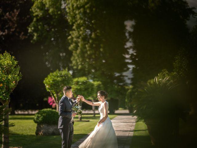 Il matrimonio di Andrea e Valentina a Rovato, Brescia 47