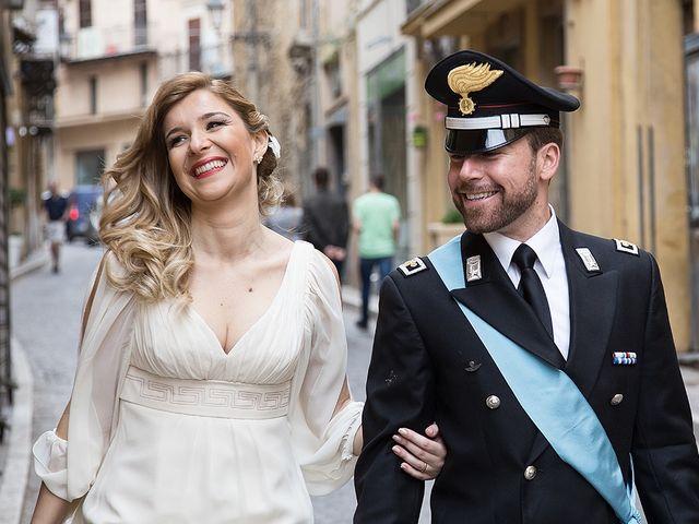 Le nozze di Elettra e Nicolò