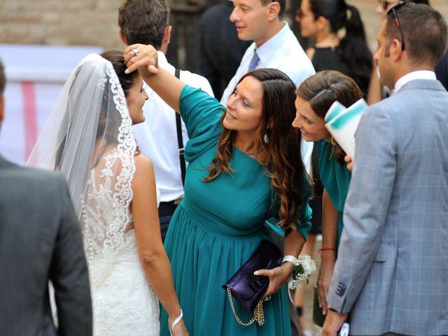 Il matrimonio di Michele e Elisa a Gradara, Pesaro - Urbino 10