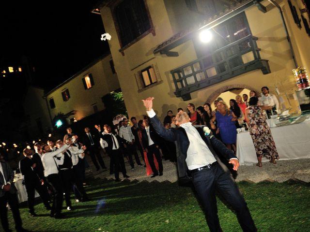 Il matrimonio di Michele e Elisa a Gradara, Pesaro - Urbino 29