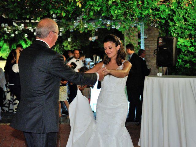 Il matrimonio di Michele e Elisa a Gradara, Pesaro - Urbino 30