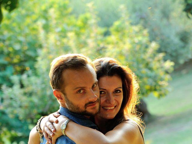 Il matrimonio di Michele e Elisa a Gradara, Pesaro - Urbino 3