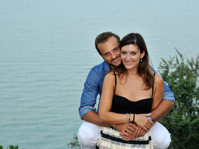 Il matrimonio di Michele e Elisa a Gradara, Pesaro - Urbino 2