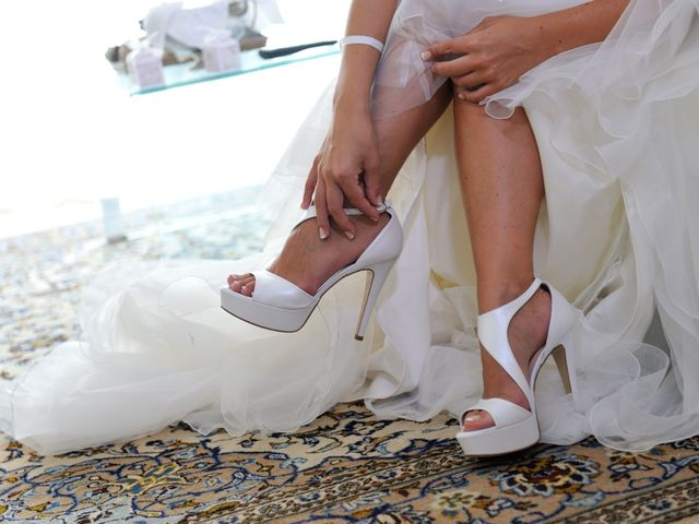 Il matrimonio di Michele e Elisa a Gradara, Pesaro - Urbino 4