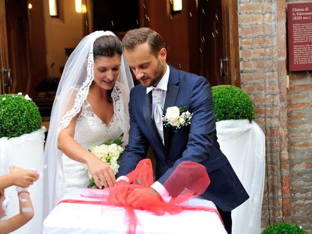 Il matrimonio di Michele e Elisa a Gradara, Pesaro - Urbino 11