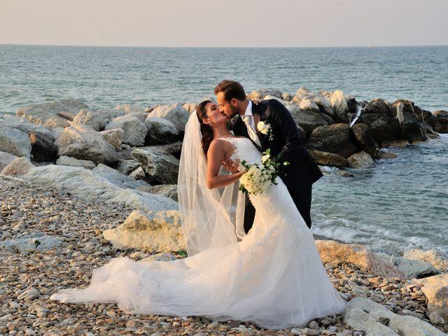 Il matrimonio di Michele e Elisa a Gradara, Pesaro - Urbino 22