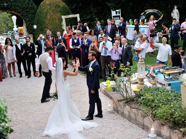Il matrimonio di Michele e Elisa a Gradara, Pesaro - Urbino 25