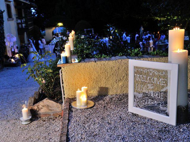 Il matrimonio di Michele e Elisa a Gradara, Pesaro - Urbino 26