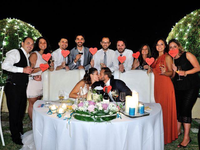 Il matrimonio di Michele e Elisa a Gradara, Pesaro - Urbino 31