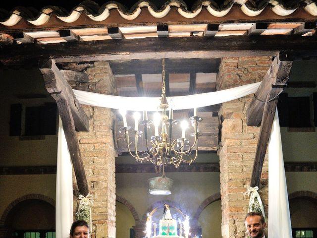 Il matrimonio di Michele e Elisa a Gradara, Pesaro - Urbino 32