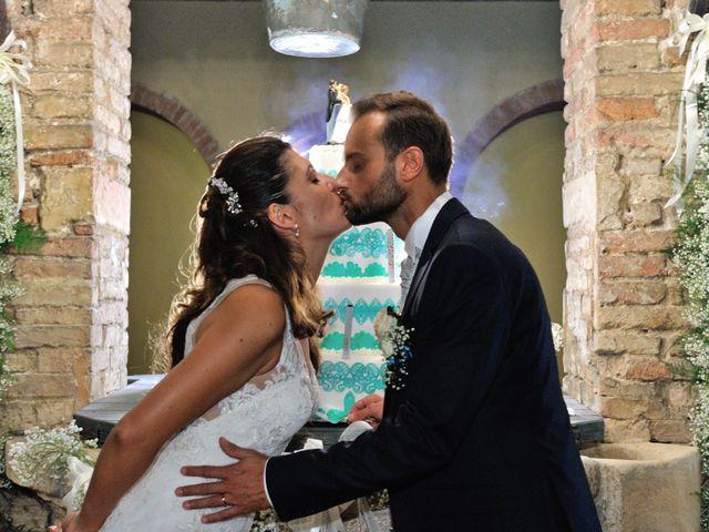Il matrimonio di Michele e Elisa a Gradara, Pesaro - Urbino 33