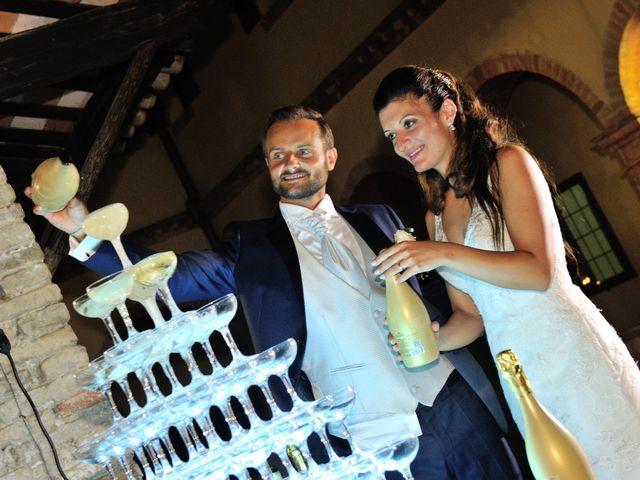 Il matrimonio di Michele e Elisa a Gradara, Pesaro - Urbino 34