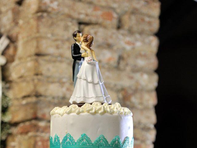 Il matrimonio di Michele e Elisa a Gradara, Pesaro - Urbino 35