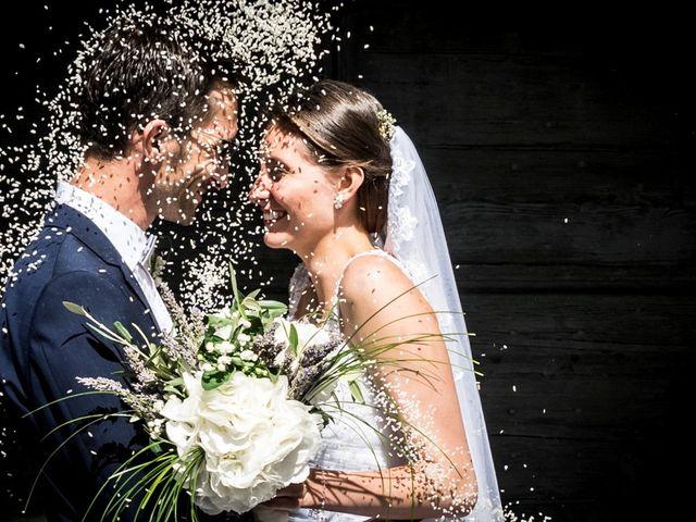 Le nozze di Ann e Renato