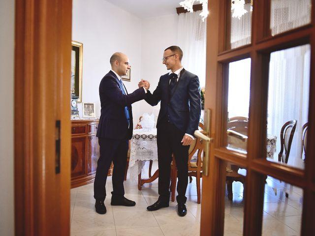 Il matrimonio di Alessandro e Tiffany a Carovigno, Brindisi 8