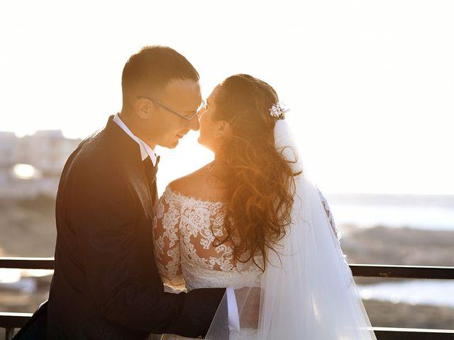 le nozze di Tiffany e Alessandro