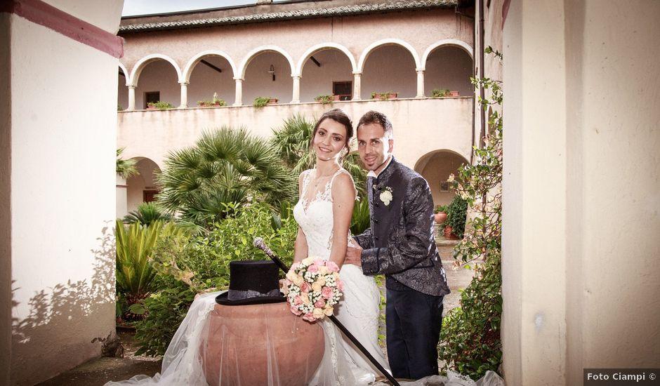 Il matrimonio di Emanuele e Marina a Scandriglia, Rieti