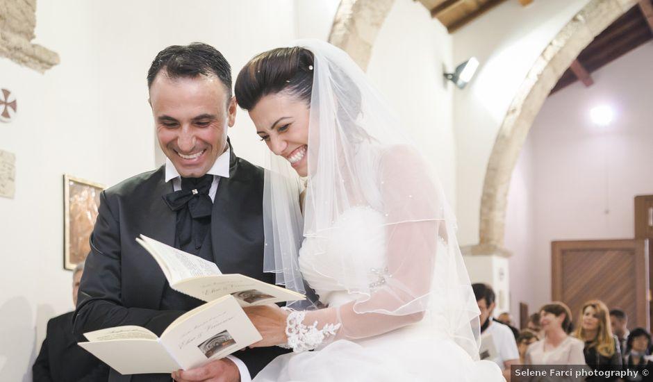 Il matrimonio di Elisa e Enzo a Armungia, Cagliari