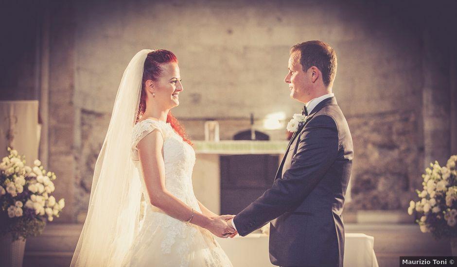 Il matrimonio di Fabio e Veronika a Ancona, Ancona