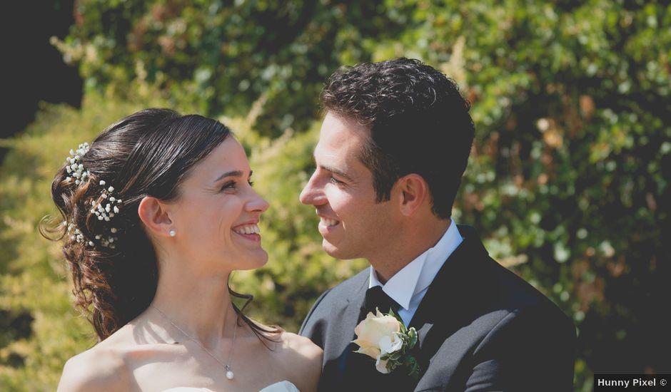 Il matrimonio di Andrea e Lorena a Negrar, Verona