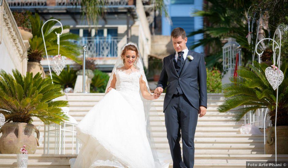 Il matrimonio di Giuseppe e Lucia a Palmi, Reggio Calabria