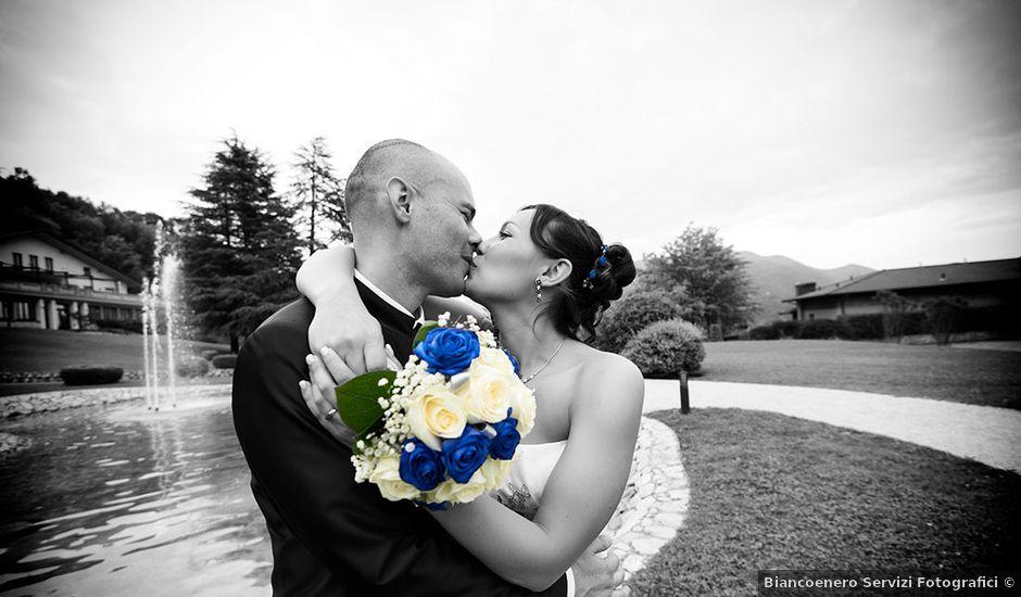 Il matrimonio di Stefano e Nadia a Nembro, Bergamo