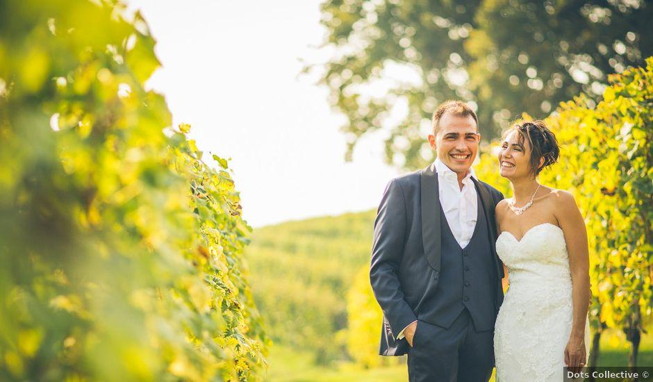 Il matrimonio di Nicola e Gloria a Monticello d'Alba, Cuneo