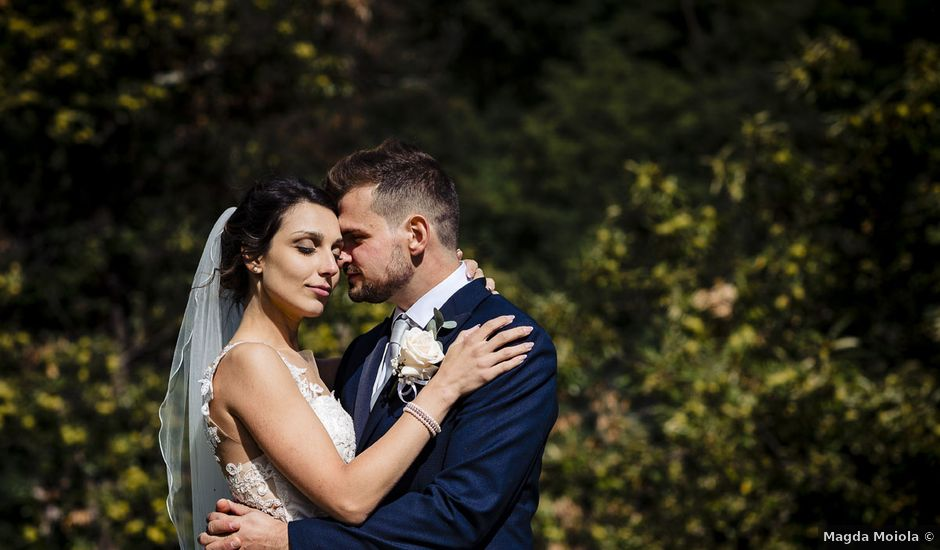 Il matrimonio di Simone e Valentina a Mello, Sondrio