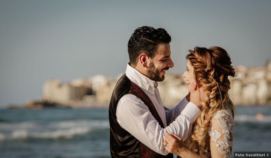 Il matrimonio di Eunice e Luigi a Paternò, Catania