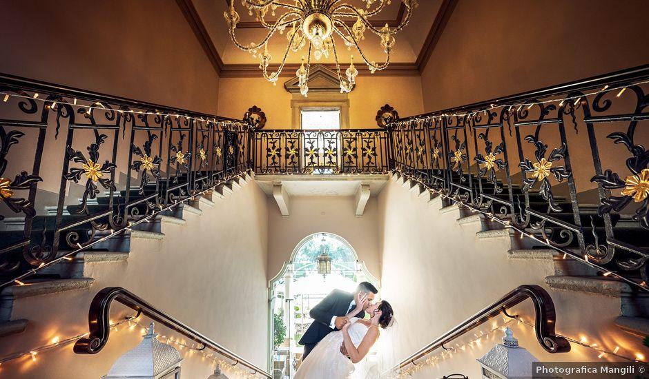 Il matrimonio di Andrea e Valentina a Rovato, Brescia