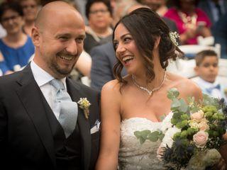 Le nozze di Doriana e Dan