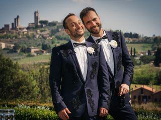 Le nozze di Luca e Gennaro