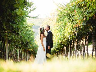 Le nozze di Jessica e Michele